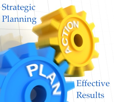4 Steps To Effective Strategic Planning & Implementation