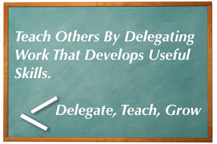 Delegation in the Workplace and What Cannot Be Delegated
