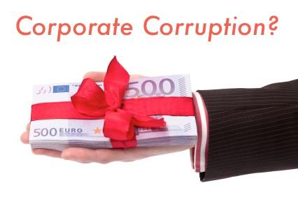 Bribery in international business