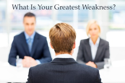 how to answer interview question what are your weaknesses