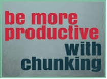 CHUNKING - Grouping Information for Clear Communication -